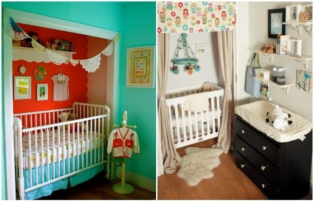 How To Make Room For Baby In A Small Space Home Tiny