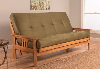 The Most Comfortable Sleeper Sofa – Monterey Full Size Futon Sofa Bed Review