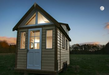 How To Live Off The Grid In A Tiny House