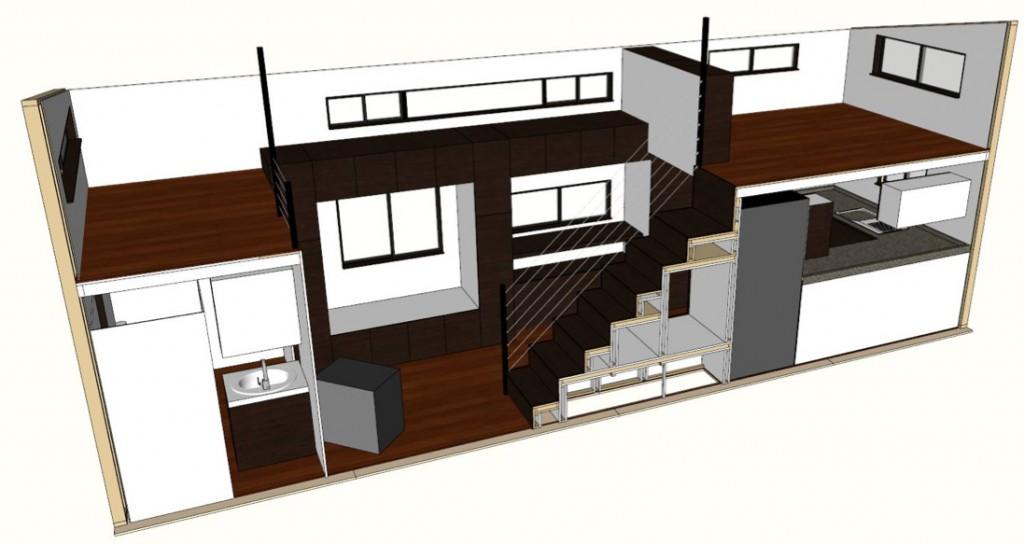 How to save money building a tiny house tiny spaces living for Ways to save money building a house