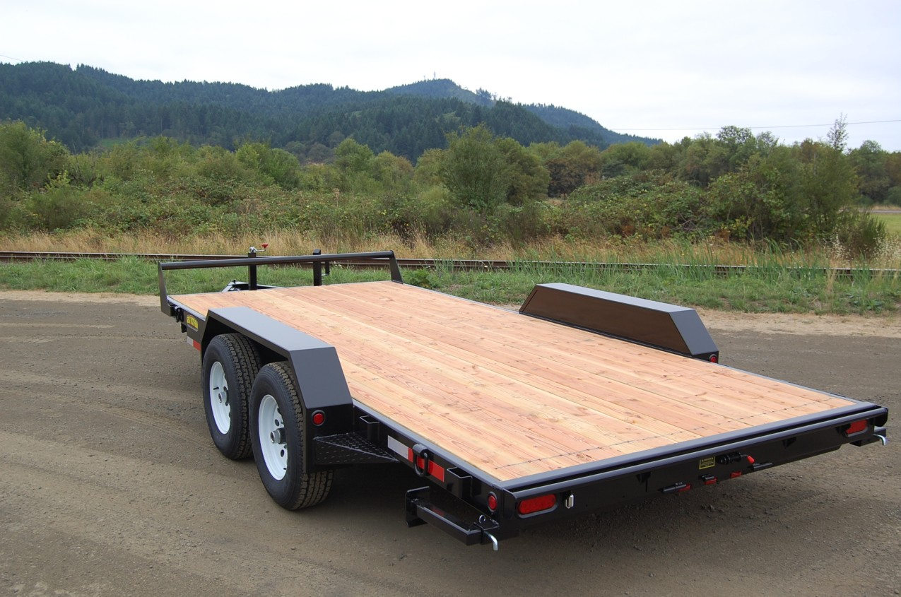 Bed House Trailer
