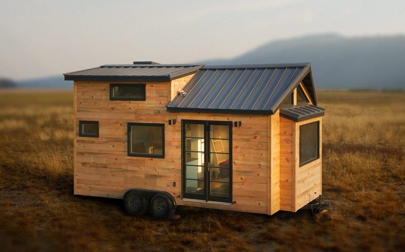 how did the tiny house movement get started tiny spaces living. Black Bedroom Furniture Sets. Home Design Ideas