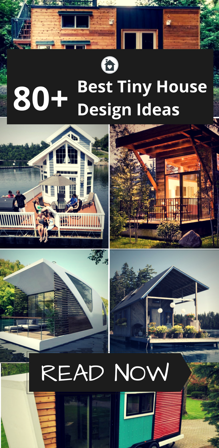 80 best tiny house designs that will inspire your mind - Tiny House Design Ideas