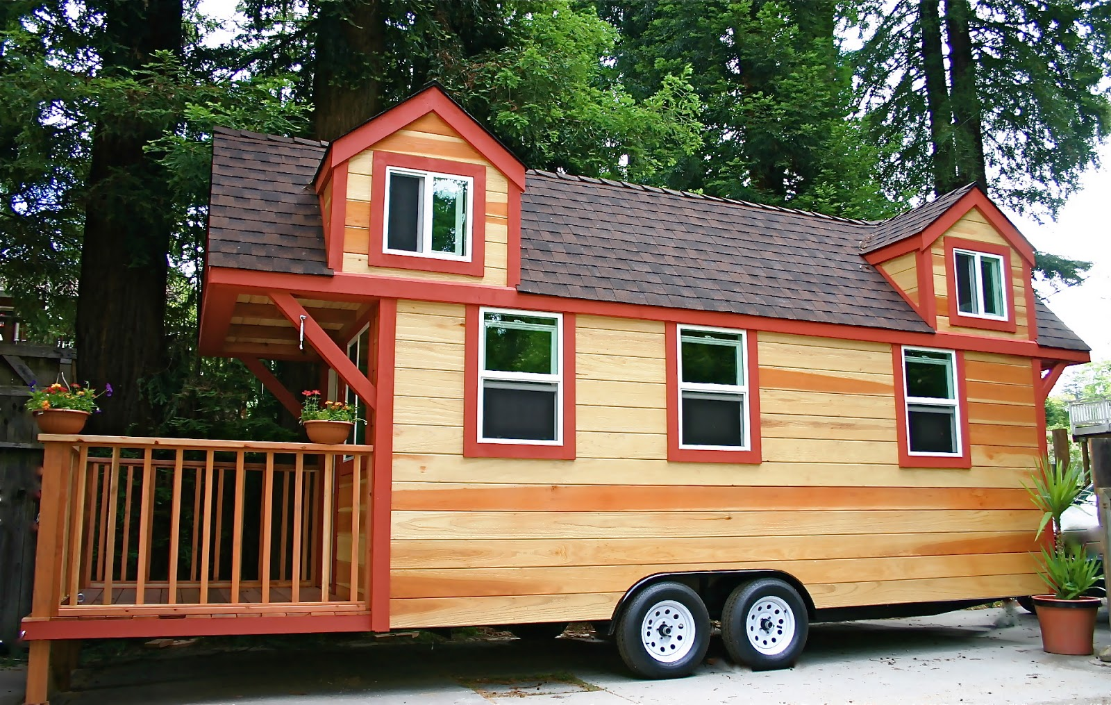 Largest Tiny House Design Ideas
