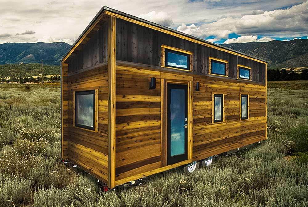 Tumbleweed Tiny House Roanoke