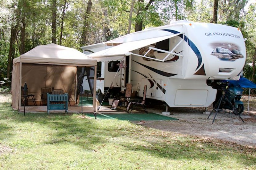How Much Does It Cost When You Living In An RV Full-time?