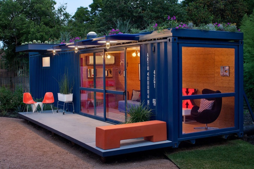Top 80 most beautiful container home designs of all time tiny spaces living - Storage containers as homes ...