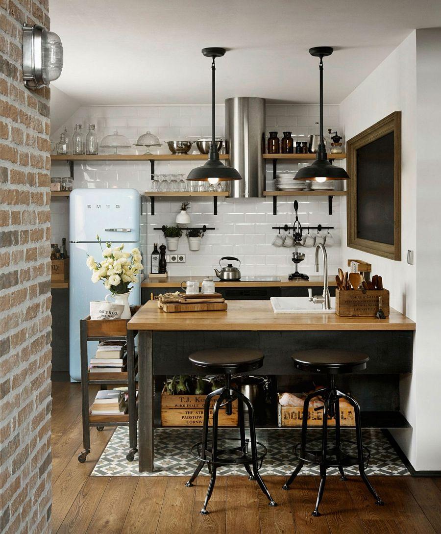 vintage kitchen idea