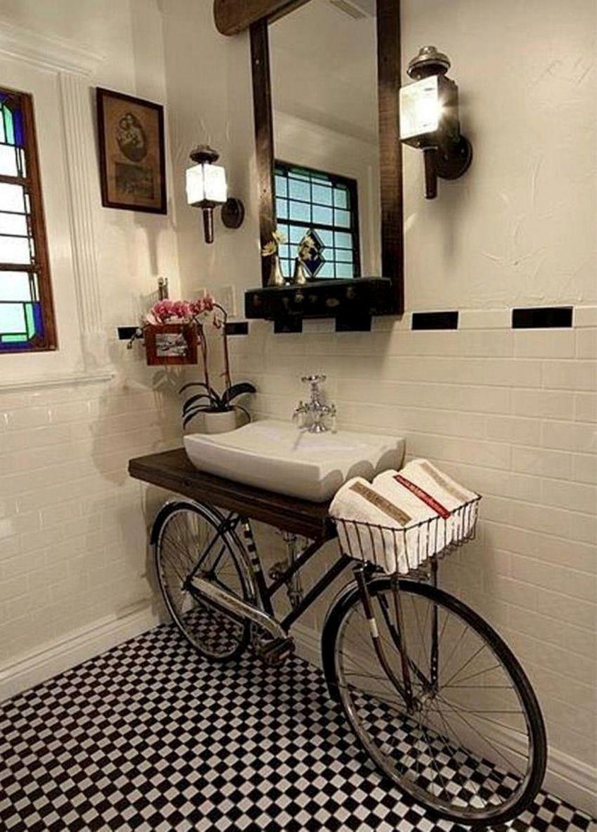 vintage bathroom idea