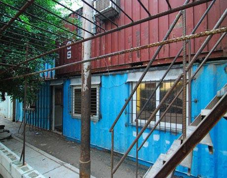 havana container house