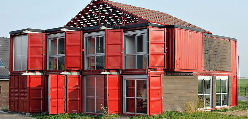 Top 10 Basic and Amazing Shipping Container Home Plans