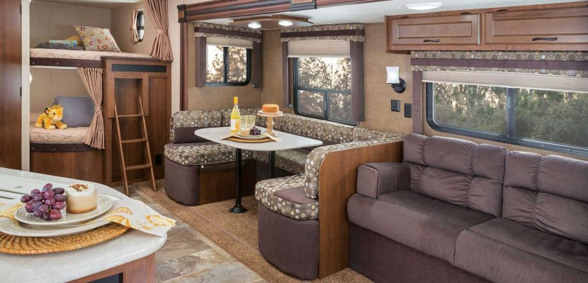 What is the Most Popular Space-Saving Furniture for RVs?