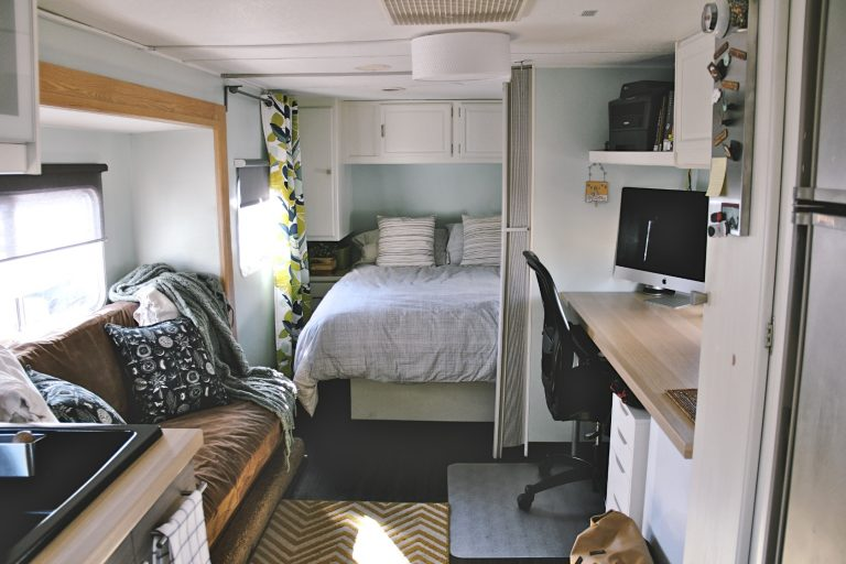 RV camper decor