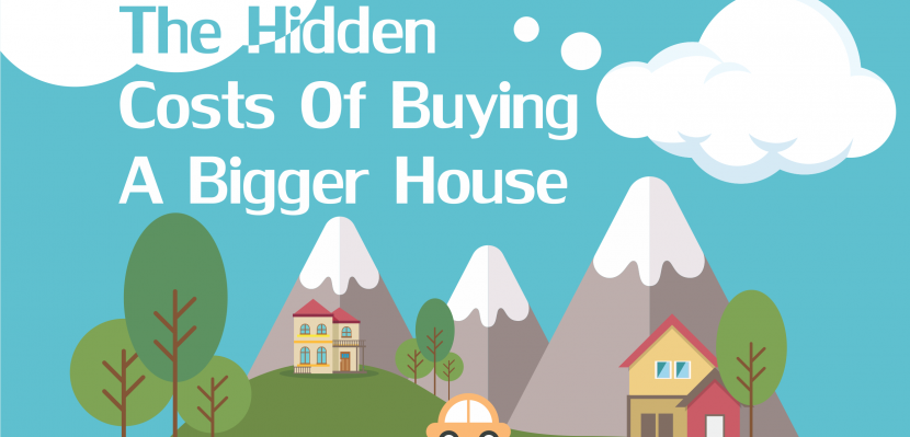 Infographic: This is Why Bigger Homes are Not Always Better