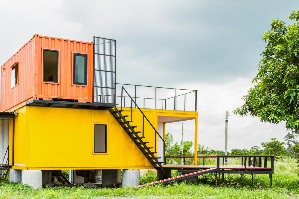 Making your own container home plans - Tiny Spaces Living