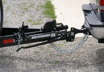 How to Setup a Weight Distribution Hitch?