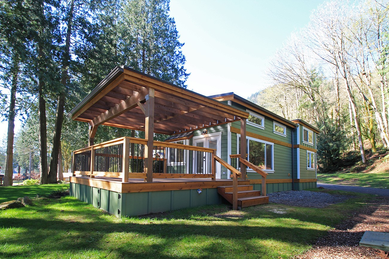 The Whidbey Cottage