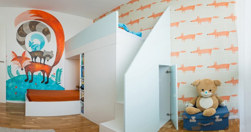 What are some Creative Bedroom Designs that Every Kid will Surely Love?