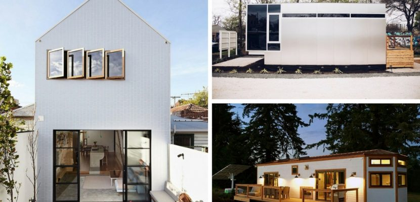 10 Examples Of Small Modern House Designs To Inspire You