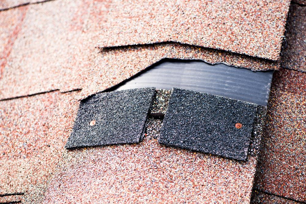 tiled roof leak repair