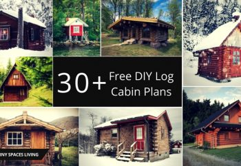 30+ Built It Yourself Log Cabin Plans I Absolutely Like
