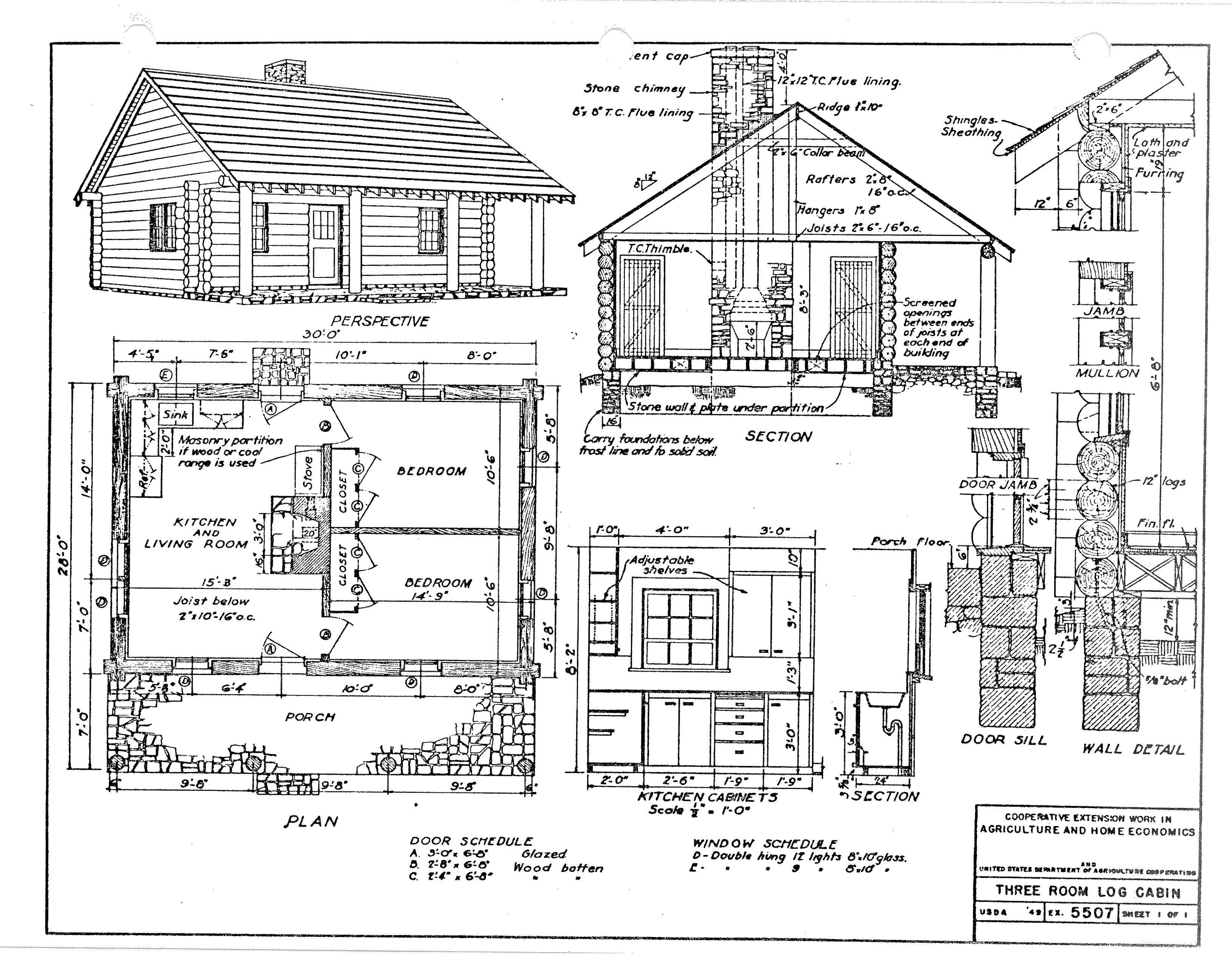 100 House Plans North Carolina Zero Energy Home