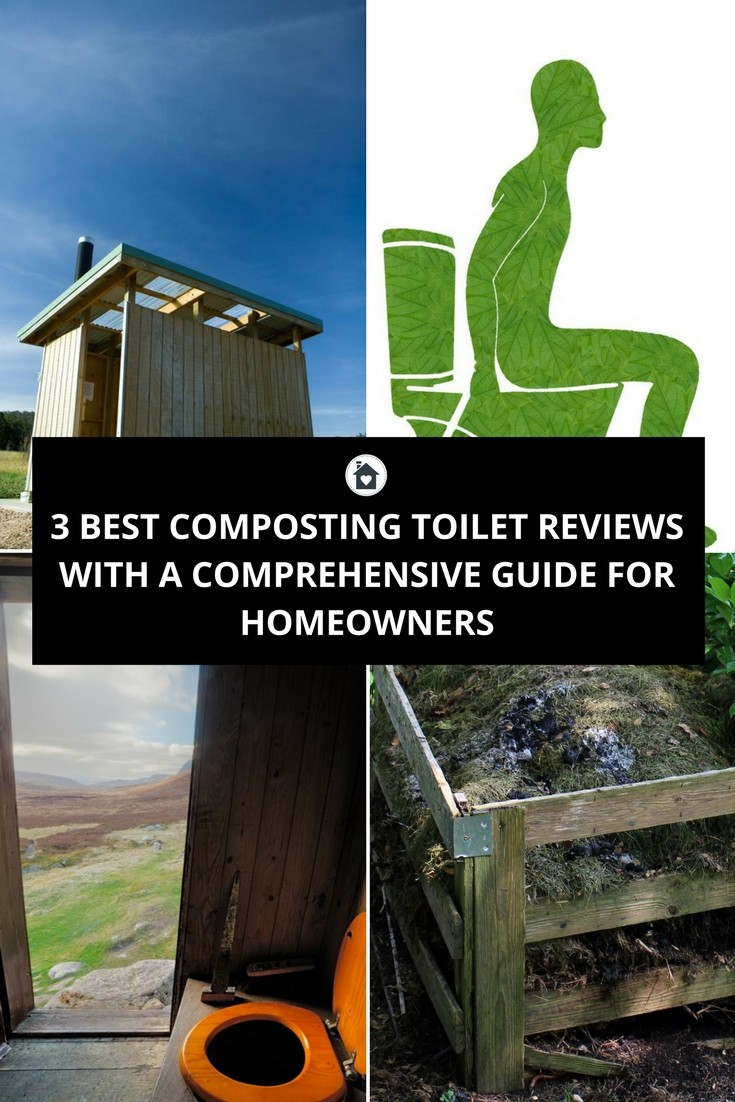 top 3 composting toilet