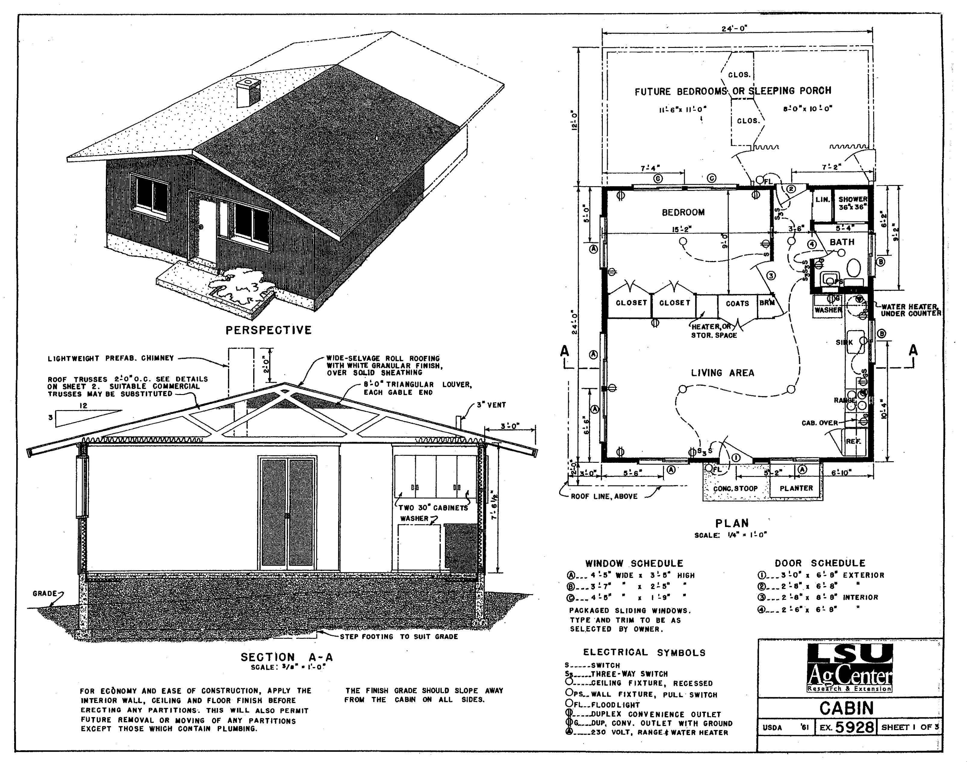 Diy log cabin floor plans for Cabin floor plans free