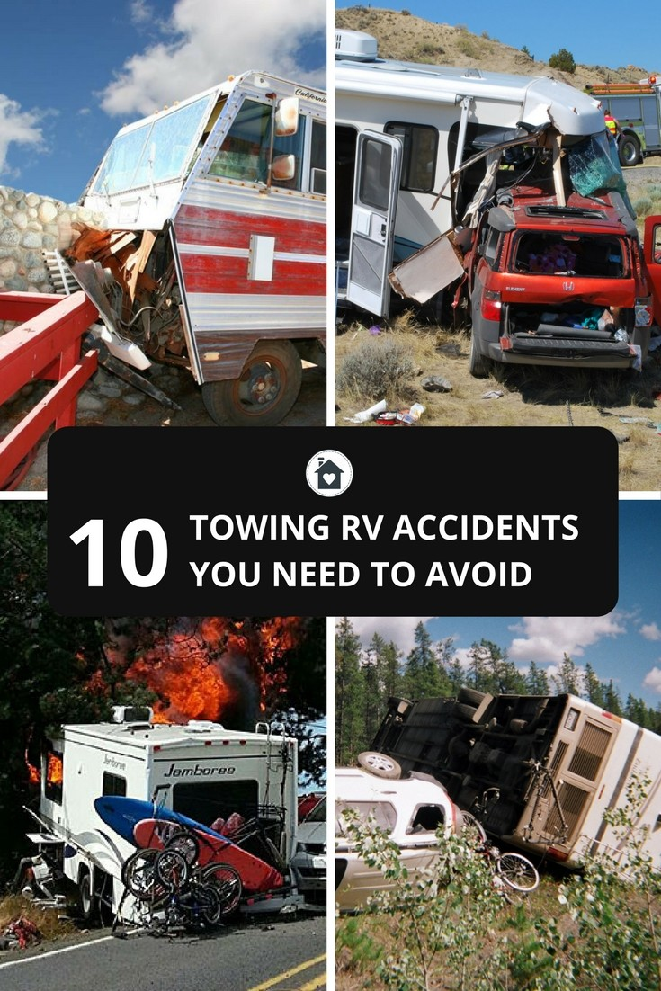 Worst Towing RV Accidents You Need to Avoid