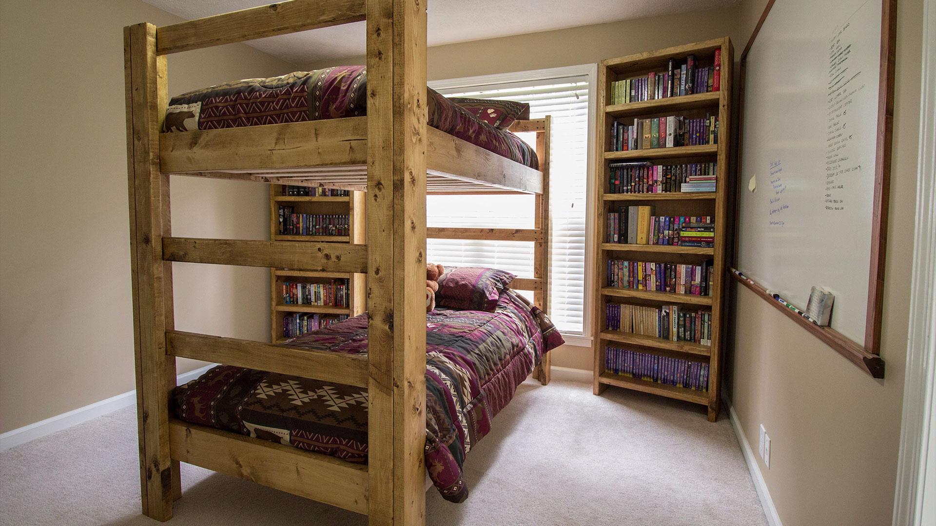 Jay's Custom Creation Bunk Beds