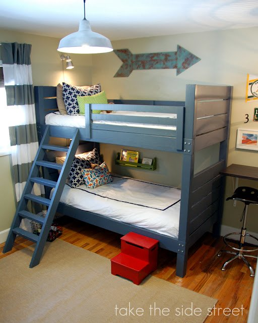 Side Street Bunk Beds