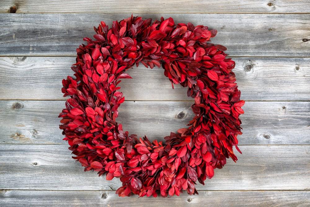 Seasonal Fall Wreath