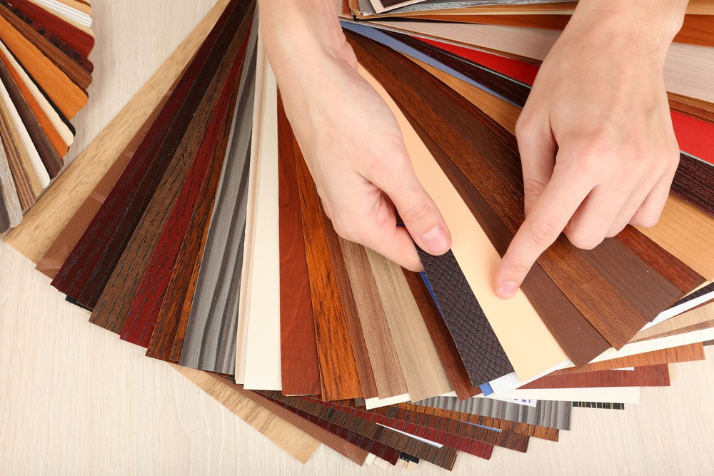 choose painting color for laminate furniture