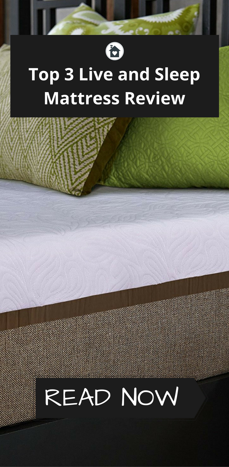Top 3 Live and Sleep Mattress Review