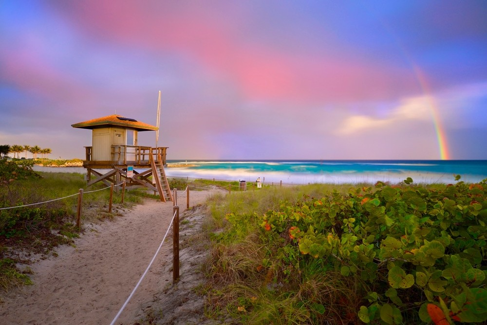 Florida - best states to live off the grid