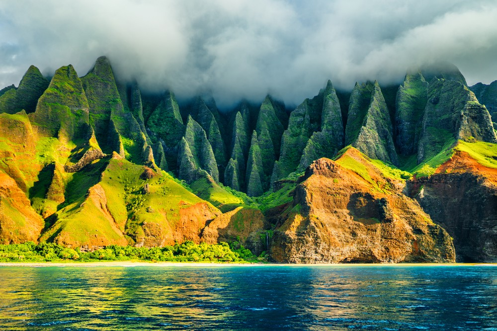 Hawaii - best states to live off the grid