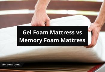 Gel Foam Mattress vs Memory Foam Mattress