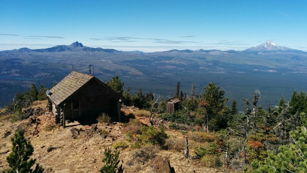 Oregon - best state to live off grid