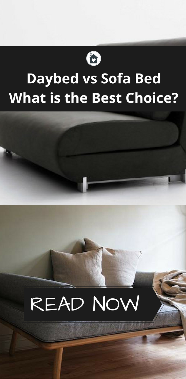 Daybed Vs Sofa Bed What Is The Best