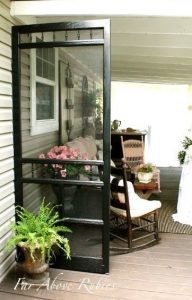 #2. The Porch Divider