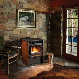 Install a Pellet Stove in a Basement