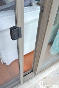 #18. A Sliding Door