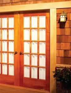 #25. French Doors