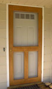 #14. A Screen Door from Runnerduck
