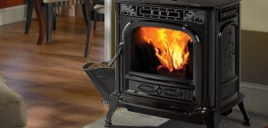 Pellet Stove or Propane Fireplace