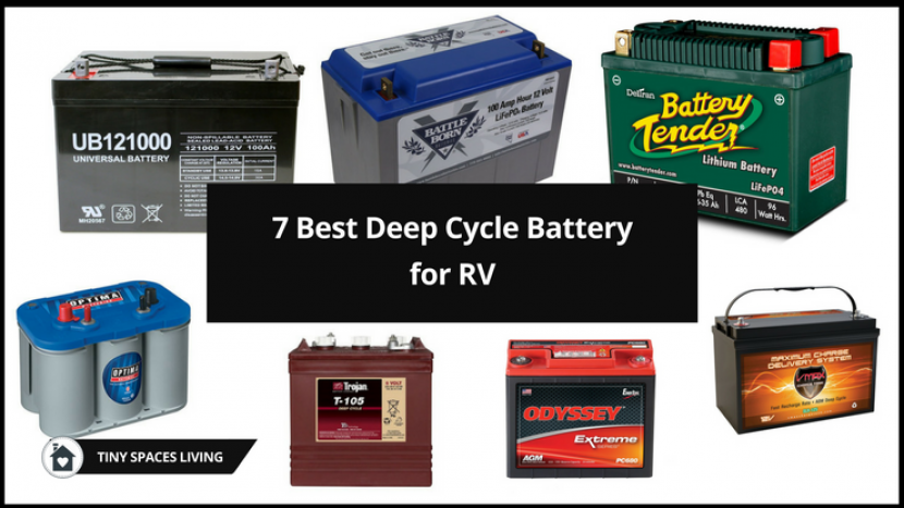 The Definite Guide to The Best Deep Cycle Battery for RV