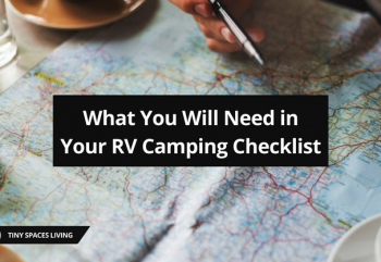 What You Will Need in Your RV Camping Checklist